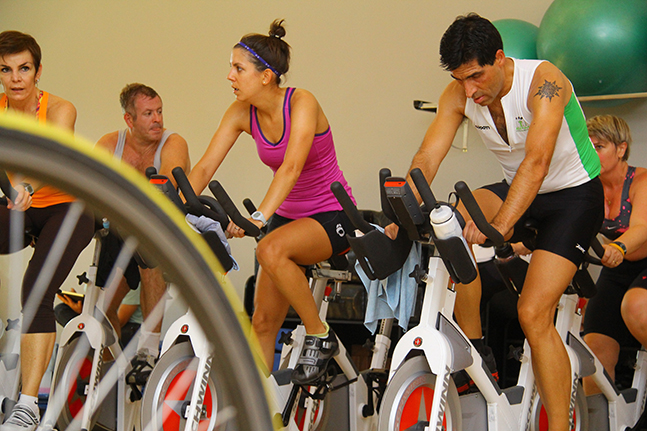 Aumento de metabolismo por exercício