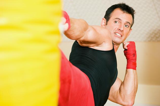 Atleta Muay Thai