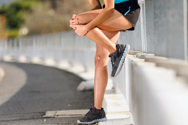 Dor após atividade física