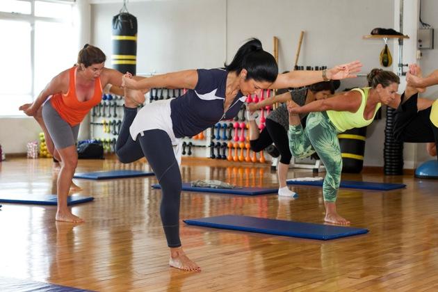 Balance: fortalecimento do corpo e da mente