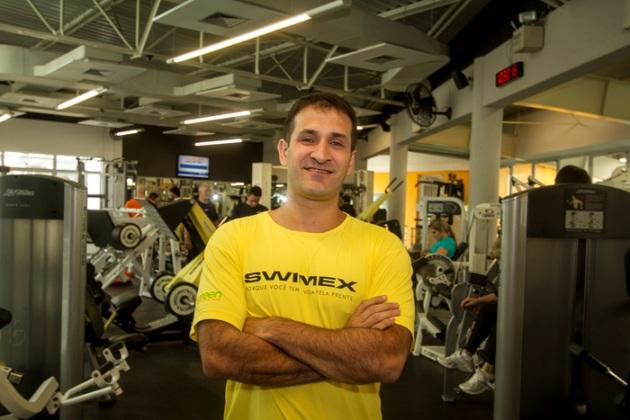 Fabrício Kozel: O profissional por trás da Swimex