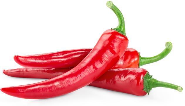A pimenta atua como antioxidante no organismo