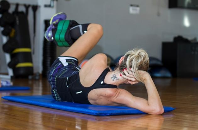GAP: fortaleça seu corpo