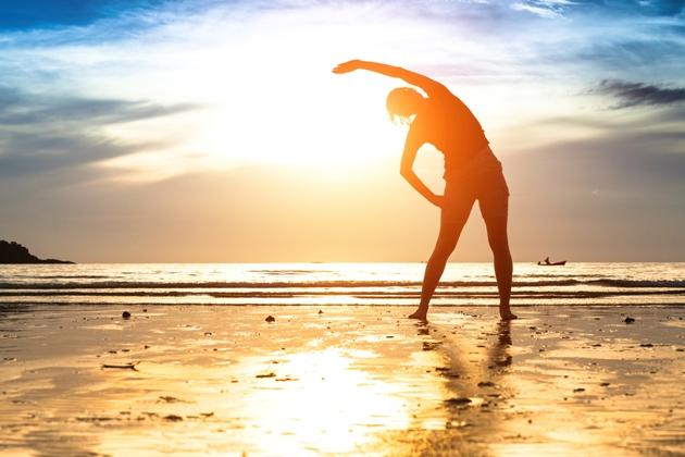 Cuidados com atividades físicas no verão