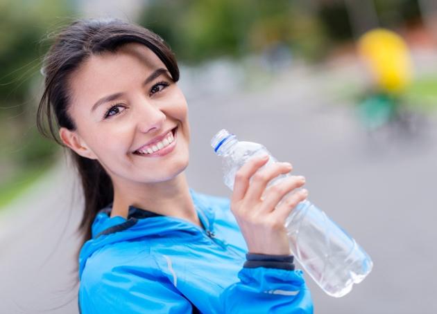 Hidratação é essencial no inverno