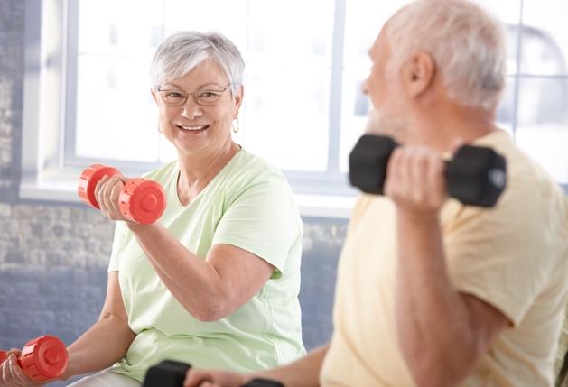 Atividades físicas na melhor idade