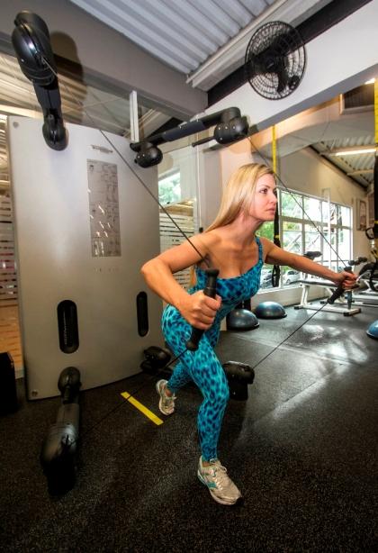Musculação na Swimex
