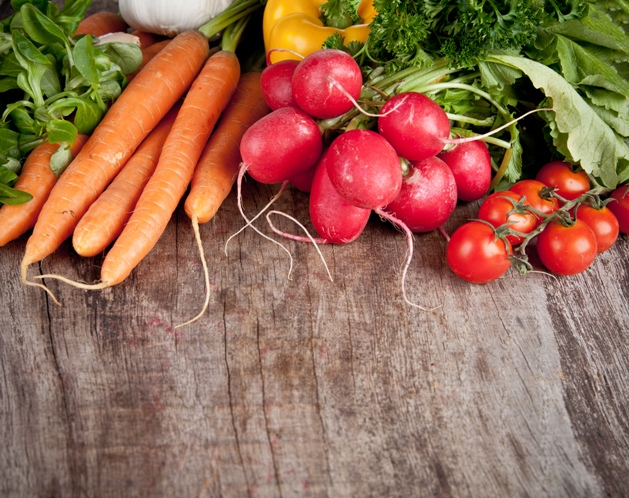 Alimentos benéficos para a saúde