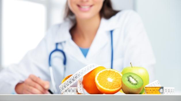 Orientação nutricional da Swimex