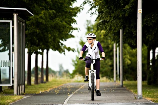 Segurança para ciclistas