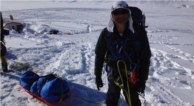 Superação no Everest