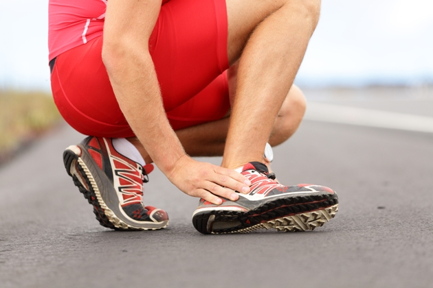 Evite treinar com dor