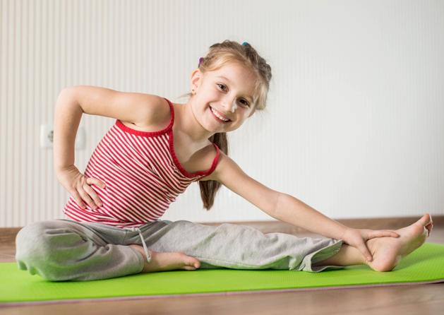 Atividade física na infância