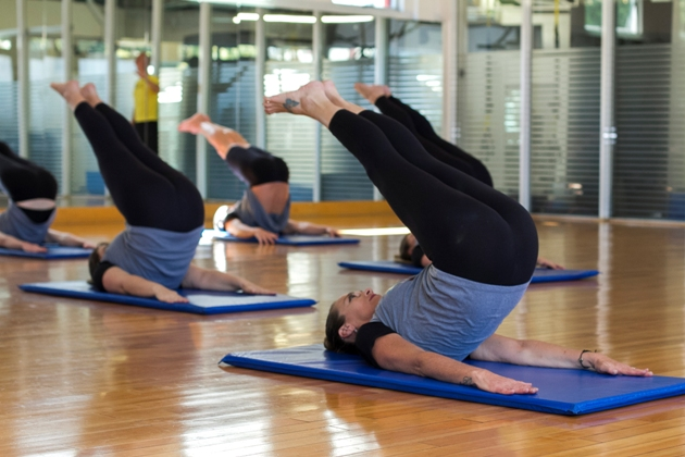 Exercícios físicos com intensidade leve