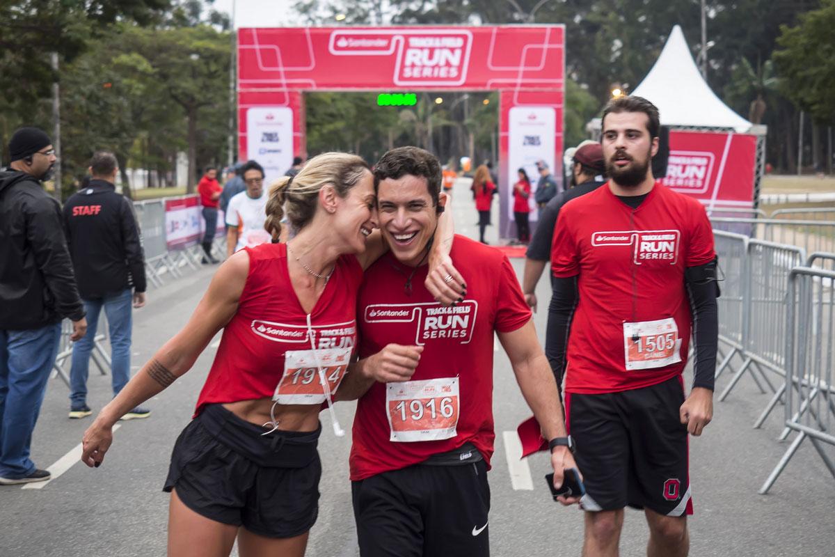 Santander T&F Run Series