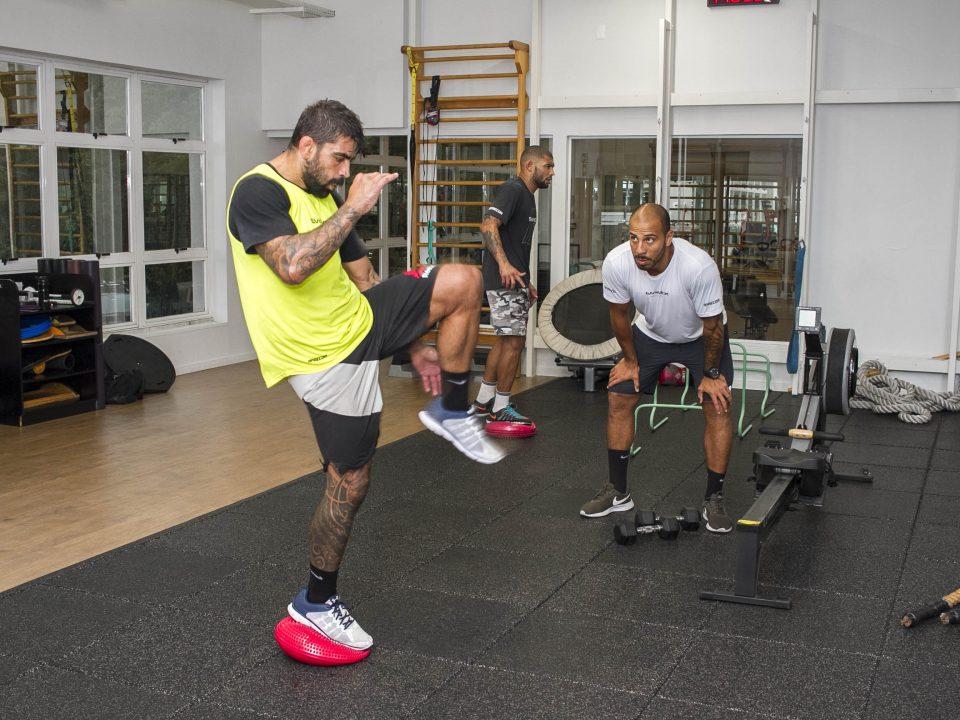 Bate-papo com Elizeu Capoeira e Rafael Carvalho – rumo ao UFC Fight Night